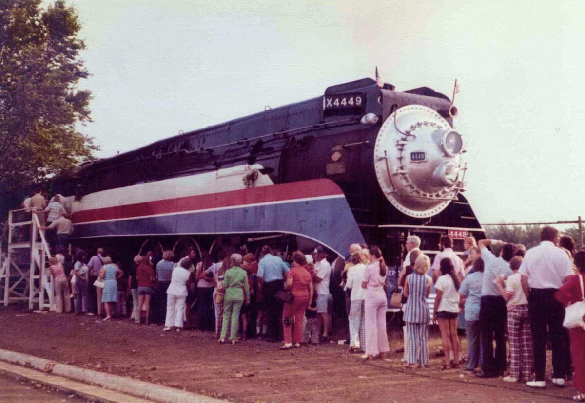 american freedom train 1976 - photo #30