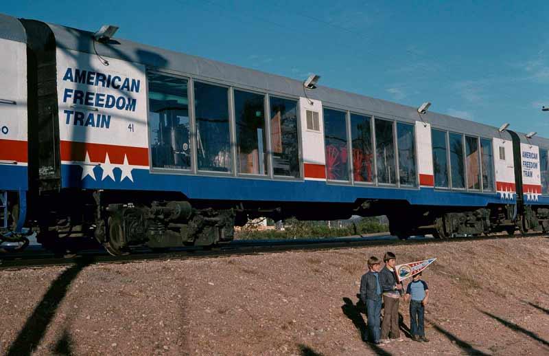 american freedom train 1976 - photo #4