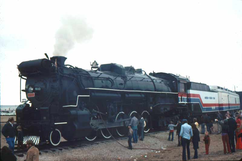 Image result for texas & pacific american freedom train