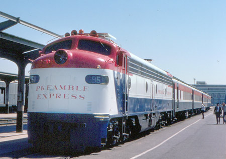 The Preamble Express